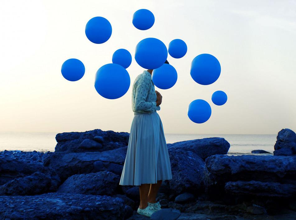 Воздушные шары Фарес Микуэ