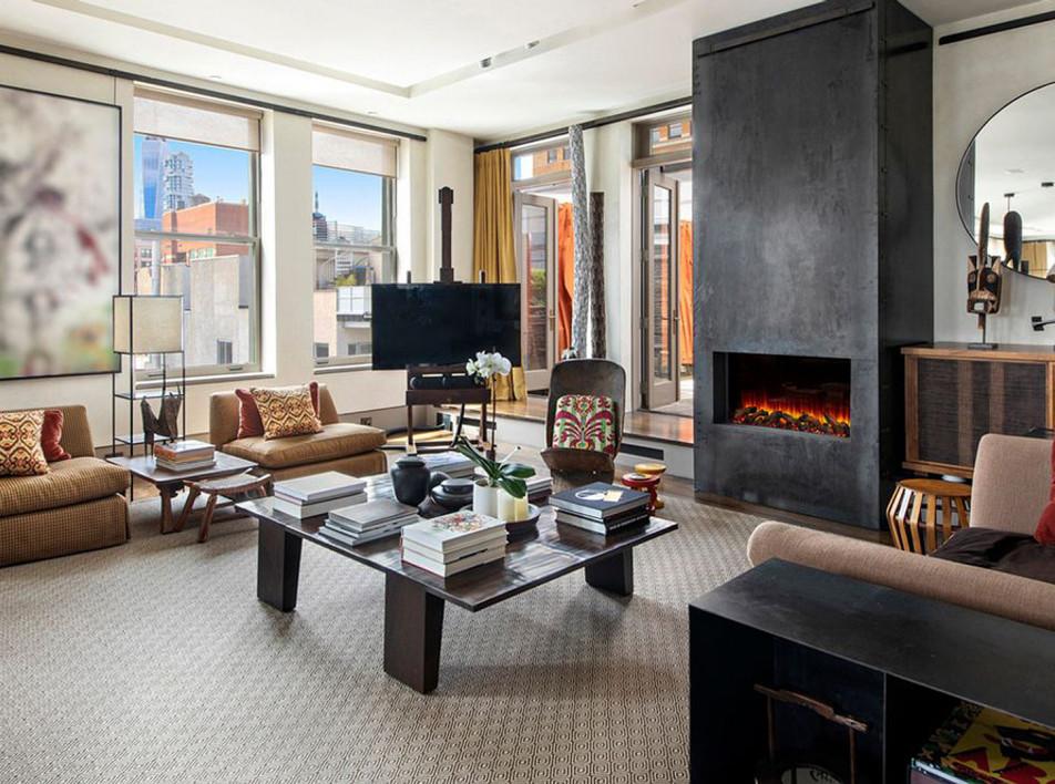 Квартира Дэвида Боуи в Сохо продана за 16,8 миллионов
