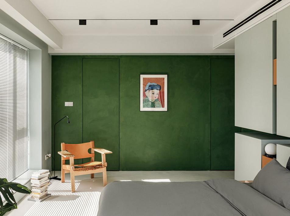 Wuyu Design: квартира для холостяка в Пекине