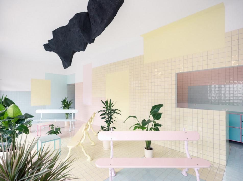 Терапевтический центр Origin в Женеве по проекту Bureau
