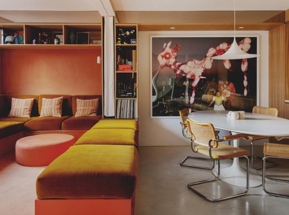 Studio Hagen Hall: калифорнийский дом в Лондоне