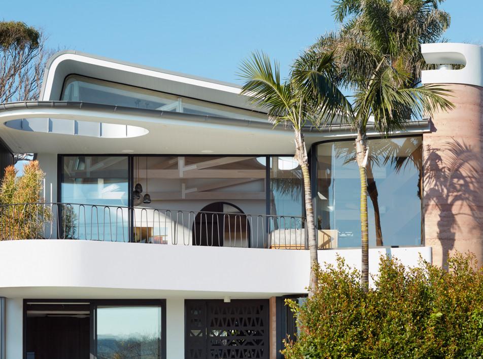 Luigi Rosselli Architects: семейный дом с видом на океан