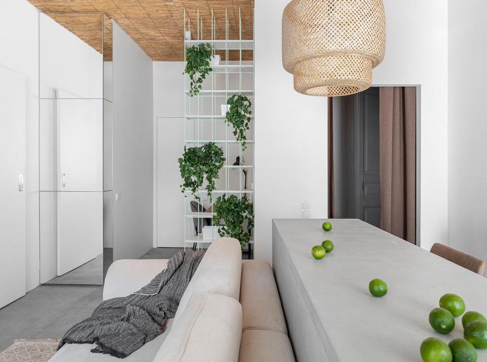 Соня Черных: маленькая квартира 45 кв. метров для сдачи в аренду