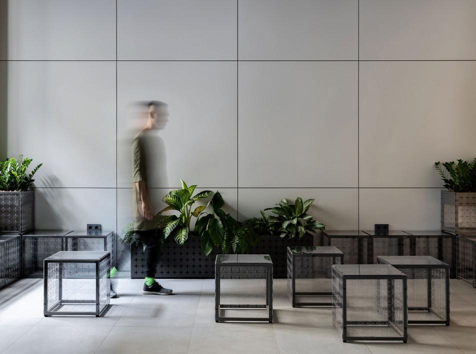 Рустэм Уразметов: офис для компании Skillbox