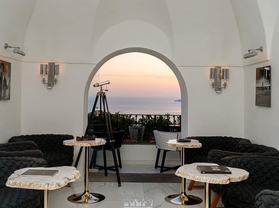 Villa Franca: арт-отель на юге Италии