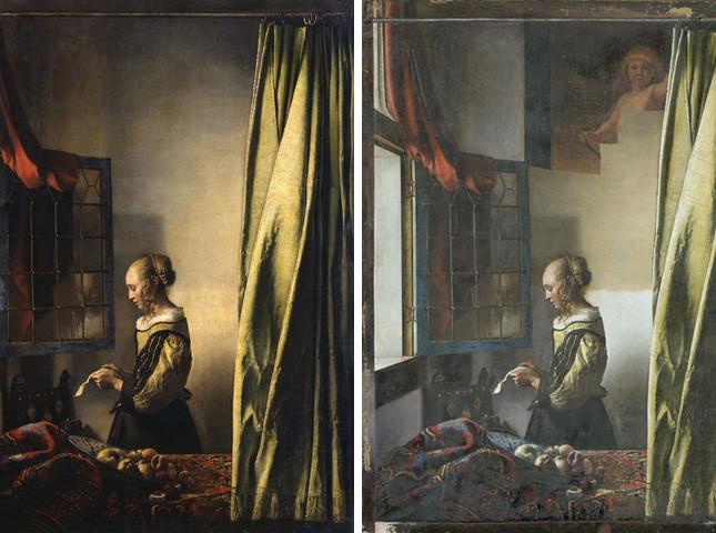 Дрезденская галерея показывает «нового» Вермеера