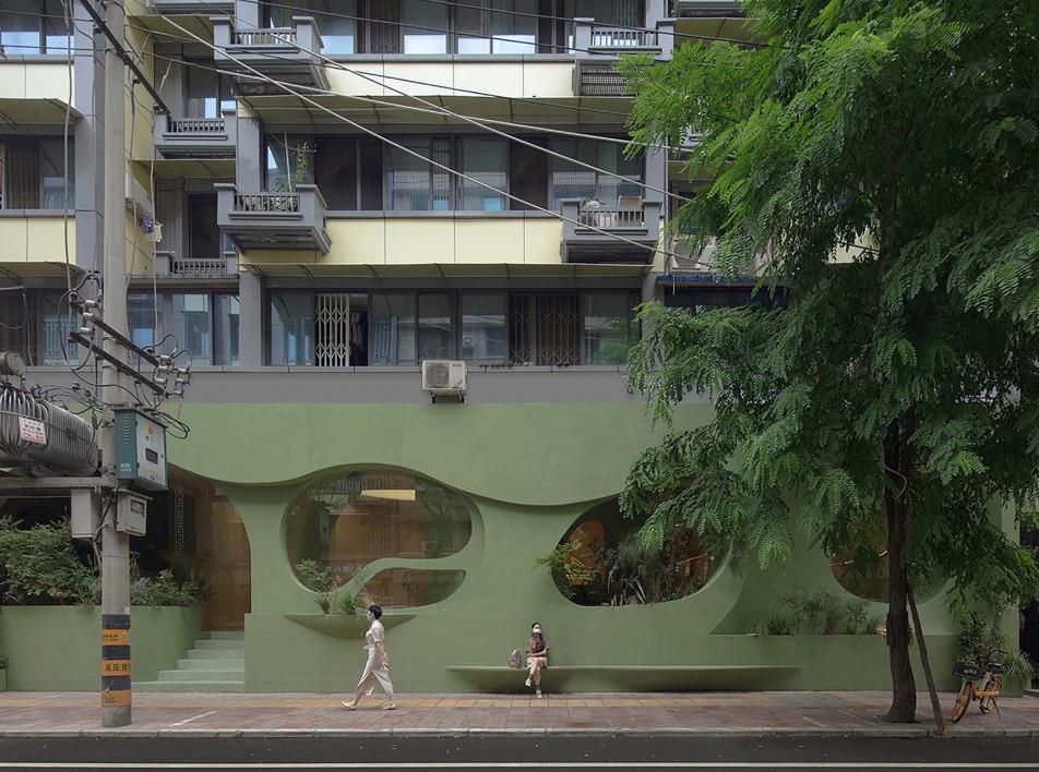 NTYPE: обновление ресторана в Чэнду