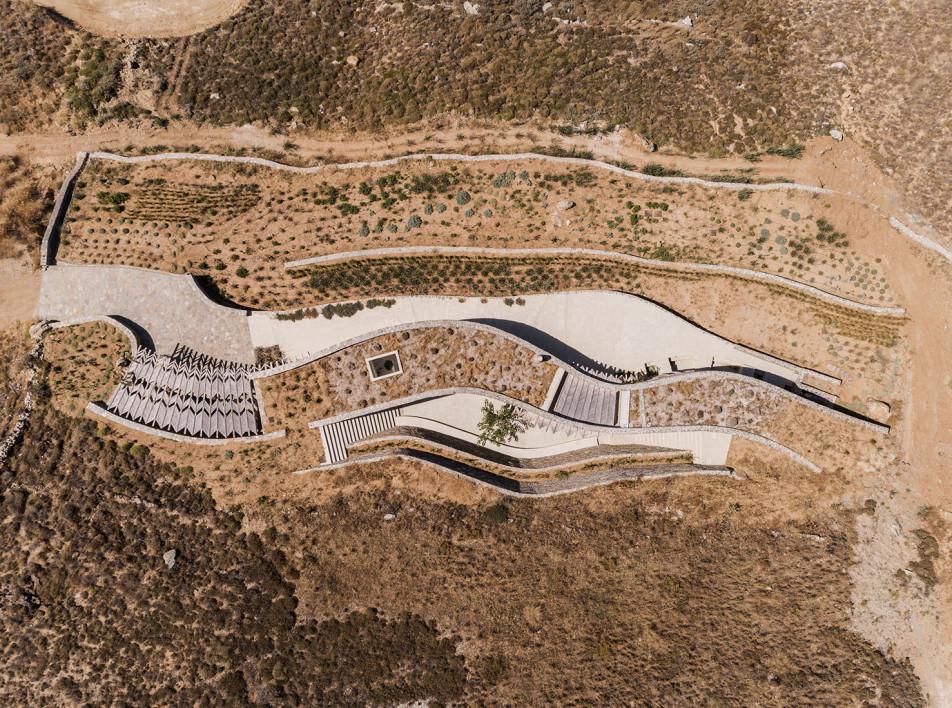 Sinas Architects: дом на острове Серифос