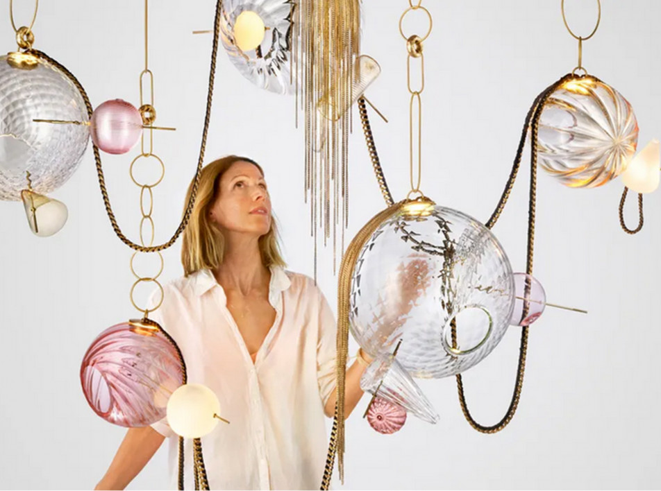 Тренды 2021/2022: инсталляция Линдси Эйдельман