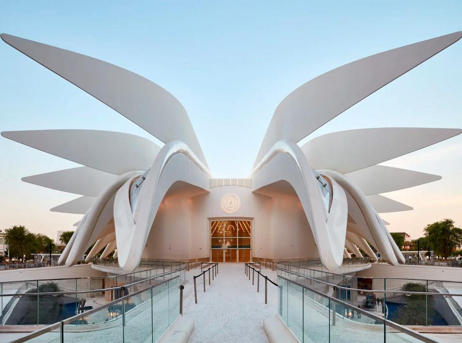 Dubai Expo 2020: 10 эффектных павильонов