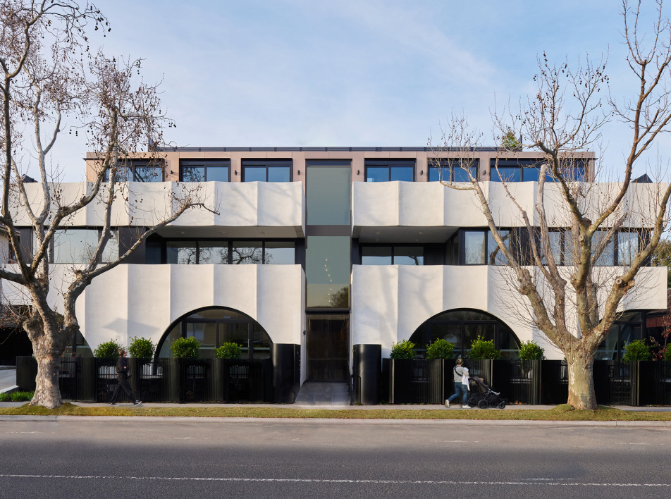 Kavellaris Urban Design: апартаменты в Мельбурне