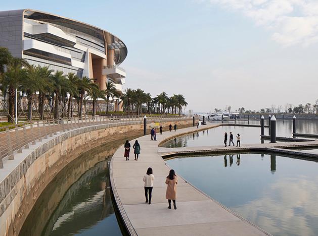 UNStudio: морской клуб в Китае