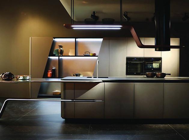 Кухня-суперкар Vision от Pininfarina