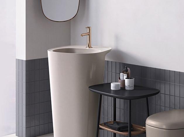 Терри Пекора: общение и велнес в ванной комнате