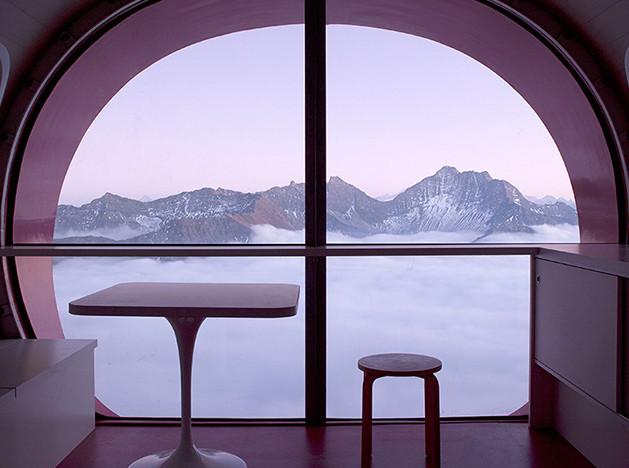 Rifugi e Bivacchi: дизайн для горных туристов