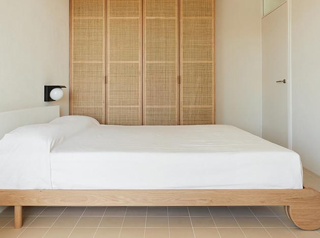 Оливия Босси: мягкий минимализм и скромный метраж