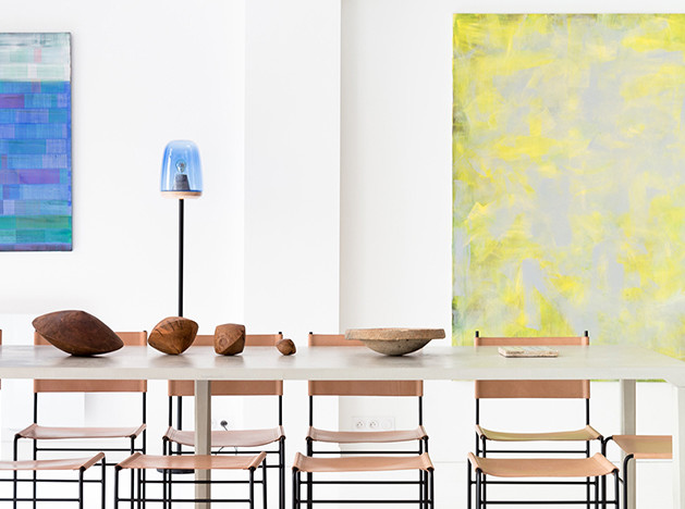 Zeuxis: альтернативная галерея Амели дю Шалар