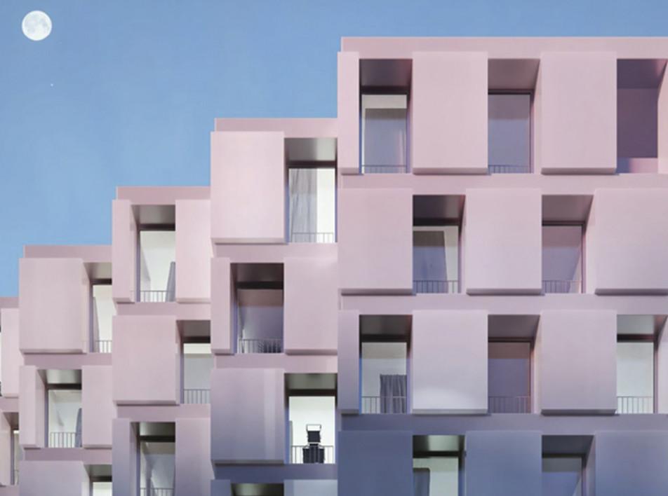 Lumin House: концептуальный клубный дом в Москве