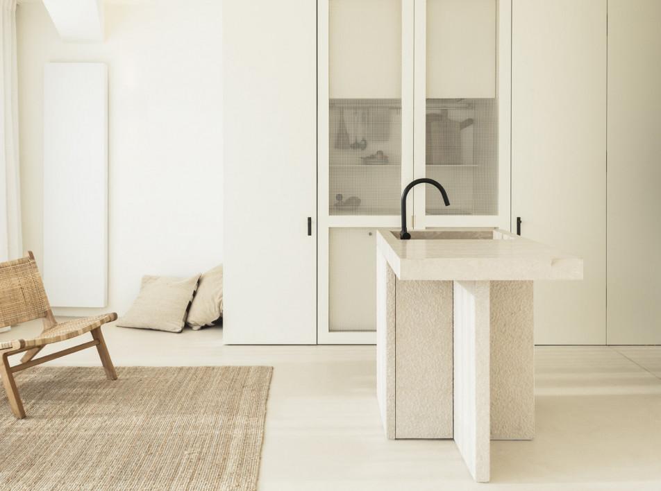 Маленькая квартира для сдачи в аренду по проекту TJIP