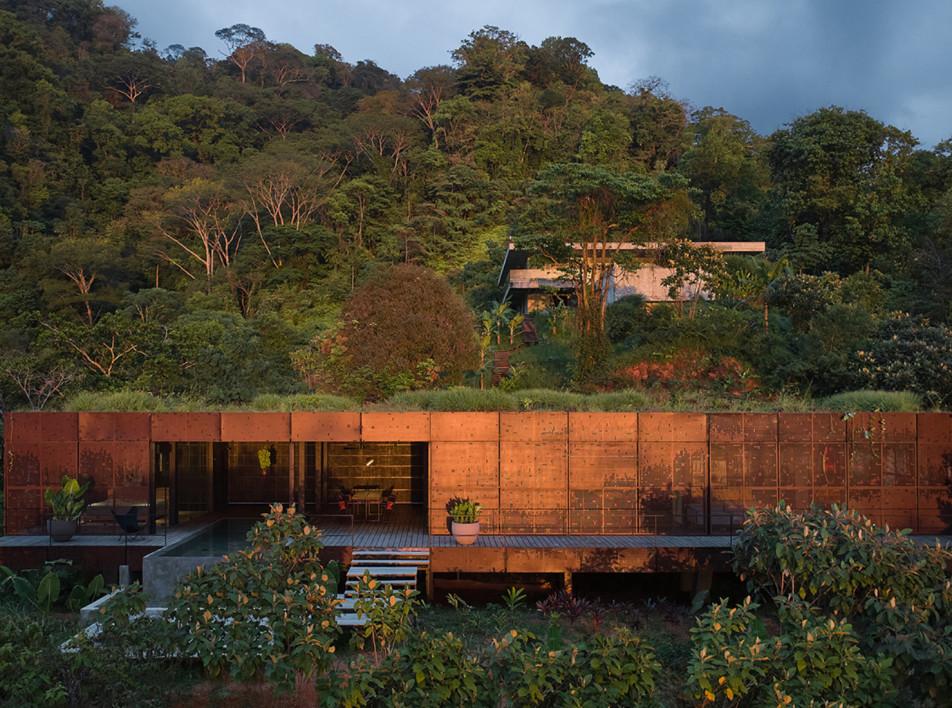 Formafatal: резорт Art Villas в Коста-Рике