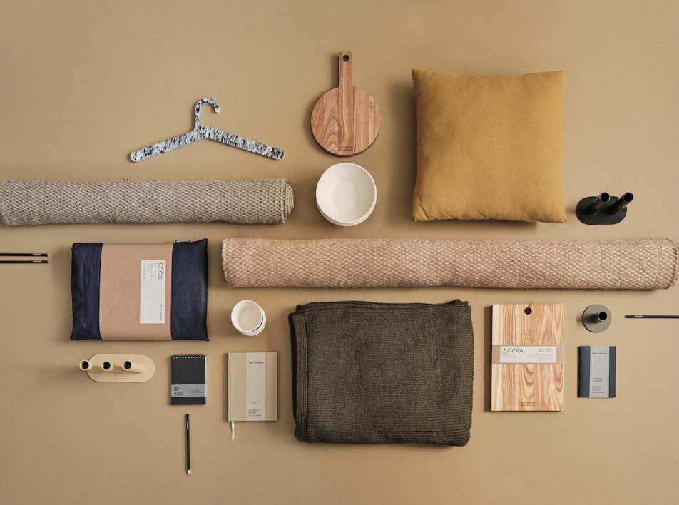 Российский бренд Delo Design запустил домашнюю коллекцию
