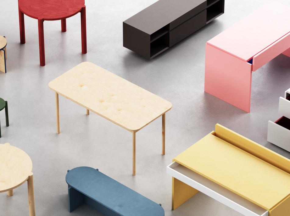 Homerave: новый бренд российской мебели