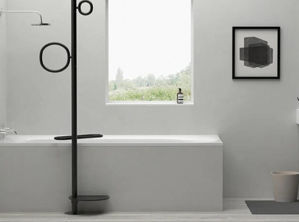 Shiro Studio: аксессуары для ванных комнат для людей, страдающих артритом