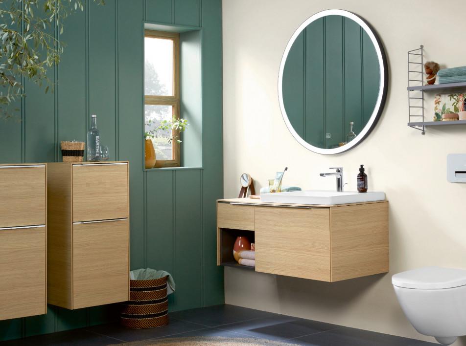 Villeroy & Boch: ванная комната будущего