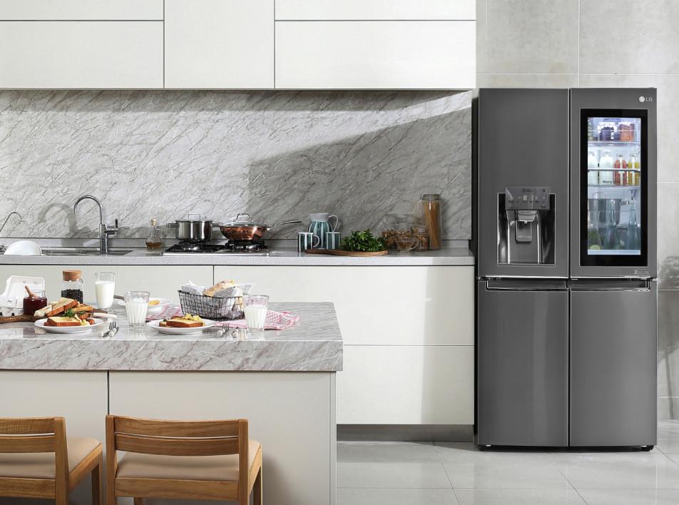 Холодильник как новый центр дома